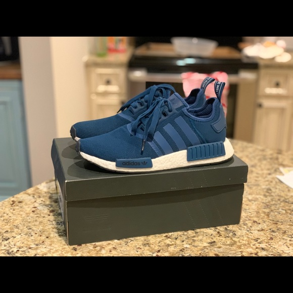 "Adidas NMD R1 - ""Blue Night"" - 9.5"